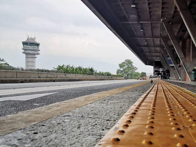 Como medida de prevención, Alcaldía de Medellín suspende el servicio en terminales de transporte municipal