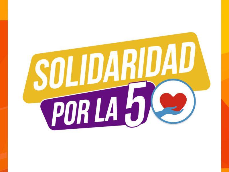 «Solidaridad por la 5», iniciativa ciudadana acompañada por la gerencia territorial de la comuna 5